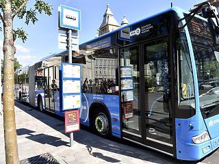 Újraindul a reptéri buszjárat