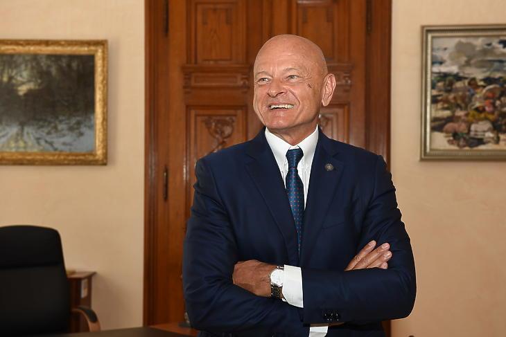Patai Mihály. Fotó: Bánkuti András