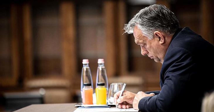Orbán Viktor (Illusztráció, a miniszterelnök Facebook-oldaláról)