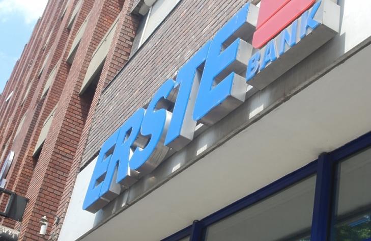 Élre tör az Erste a vállalati hitelezésben