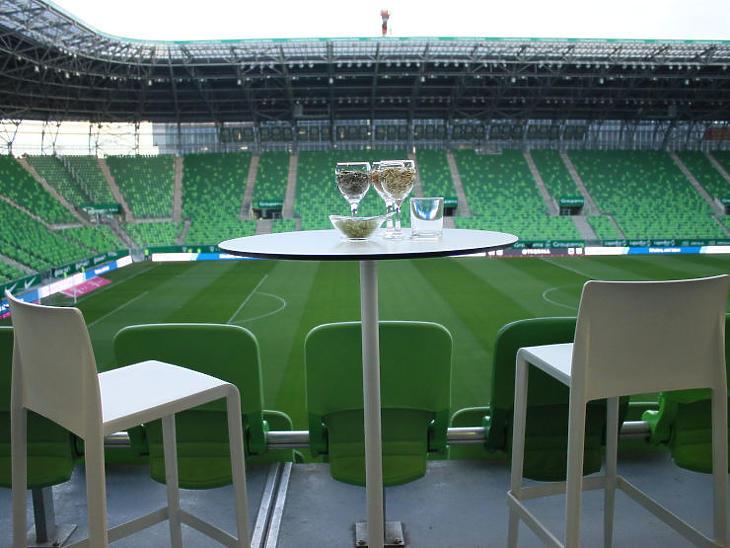Ha beindul a biznisz vélhetőleg a magyar pályákra is eljutnak majd az adatbázisokban szereplő játékosok (Fotó: groupamaarena.com)