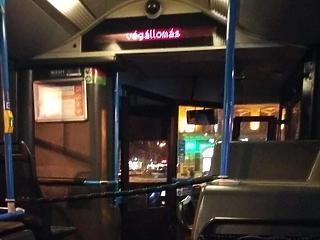 Hétfőtől nem lehet felszállni a budapesti buszok első ajtajánál