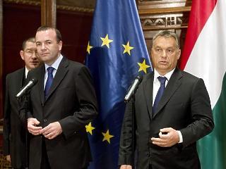 Weber megszólalt: Orbánékkal bonyolult együttműködni