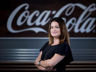Új kommunikációs vezető a magyar Coca-Colánál