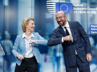 Megvan az uniós költségvetés, jogállamisági feltétel is maradt a megállapodásban