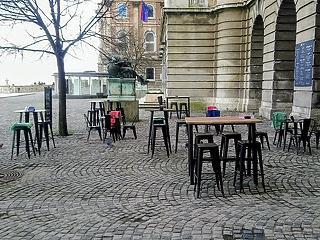 A nap képe: így válhat szellemvárossá Budapest