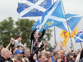 Skócia függetlenségi népszavazást tarthat 2020-ban