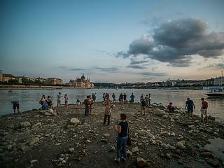 Újabb negatív rekord a Dunán – mikor lesz vége?