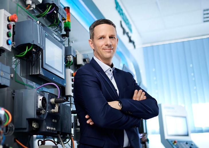 Jeránek Tamás, a Siemens új elnök-vezérigazgatója