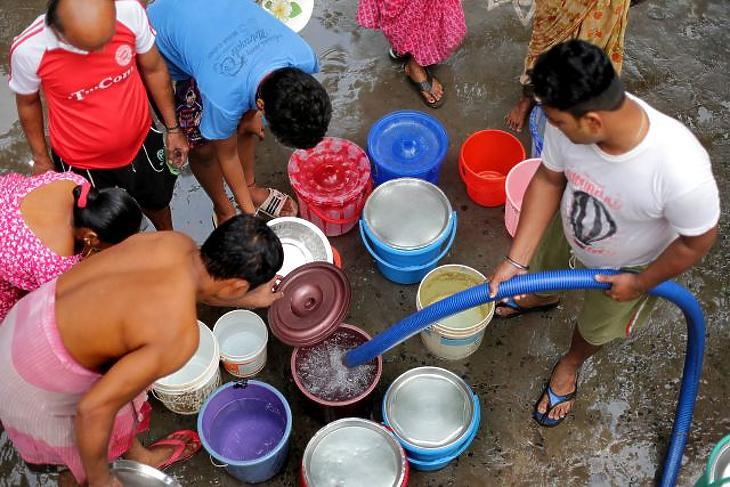 Sok ország szenved a vízhiány miatt a Közel-Keleten (fotó: pixabay.com)