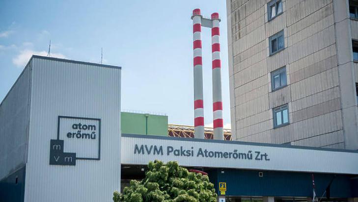 A Paks II fejlesztésére 115 milliárd lesz jövőre (Fotó: MTI/Sóki Tamás)