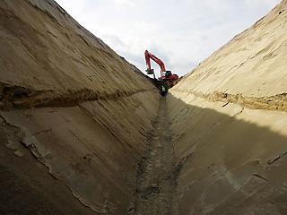 Nagyot ugrott az építőipar: rengeteg utat és vasutat építenének