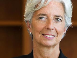 Hivatalosan is Christine Lagarde az Európai Központi Bank vezetője