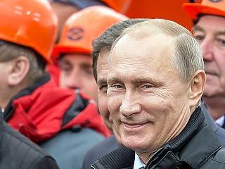 Putyin lassacskán elüldözi népét