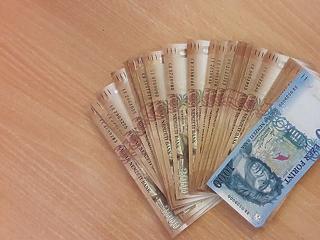 A nap képe: te mit szólnál hozzá, ha 31 bankjegyet adna ki az ATM?