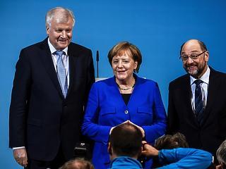 Fordulat a német politikában: kevesebb menekült és kétsebességes Európa jön?