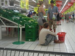 Mindent bevet az óbudai Auchan a Sziget Fesztiválra