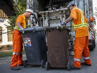Hatkor indult a nagytakarítás, az eredmény 160 köbméter hulladék
