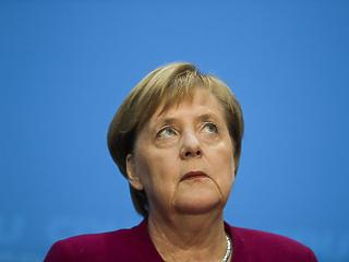 Angela Merkel szankciókat helyezett kilátásba Oroszországgal szemben az Északi Áramlat-2 miatt
