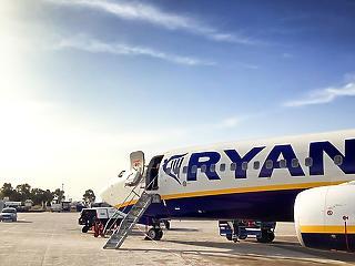 Meghökkentő ügybe keveredett a Ryanair - ezért késett 5 órát a repülő