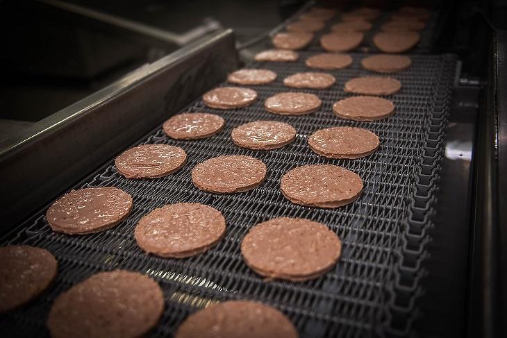 A burgerben sem lesz hús (fotó: pixabay.com)
