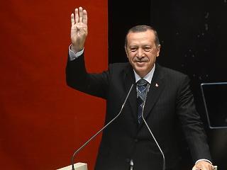 Erdogan vészjósló bejelentést tett