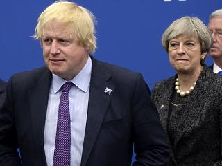 Theresa May ma még bemegy dolgozni, aztán délután átadja a stafétát Boris Johnsonnak