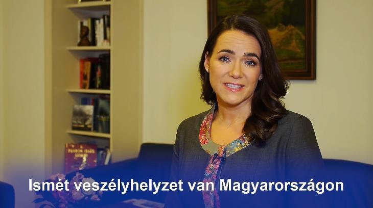 Novák Katalin család- és ifjúságügyért felelős államtitkár a Facebookon beszélt a részletekről.