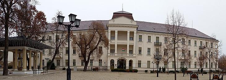 A balatonfüredi Állami Szívkórház is nullszaldós. Fotó: szivkorhaz.hu