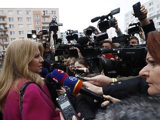 Már biztos: liberális, korrupcióellenes jogásznő az új szlovák elnök