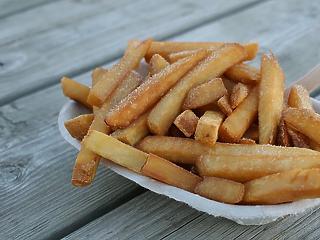 Minden magyar rántott húst és sültkrumplit evett?