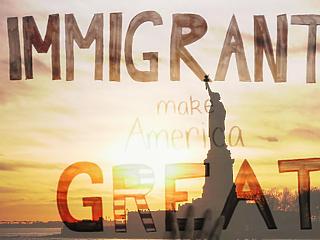 Bevándorlók gyereke a bevándorlók ellen - célba ér Trump új rendelete?