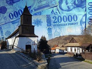 Milliárdokat öntöttek a magyar vidékre