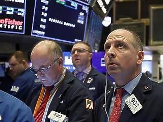 Rosszkedvet hozott a tőzsdékre a Fed borúlátása