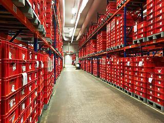 Bővíti itteni logisztikai központjait a Spar