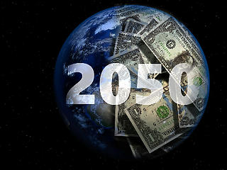 Milyen lesz a világgazdaság 2050-ben? Jött egy jóslat