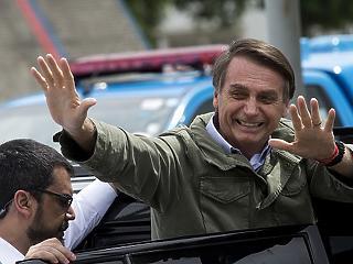 Nőgyűlölő, rasszista és homofób elnöke lett Brazíliának