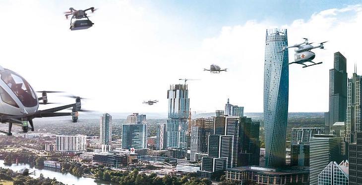 Önvezető légijárművek: ez a cég van a legközelebb az áttöréshez