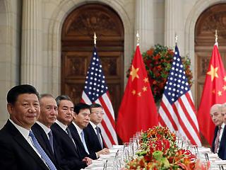Tűzszünet az amerikai-kínai kereskedelmi háborúban