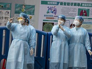 Javul a koronavírus-helyzet Kínában
