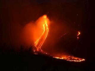 Vulkánkitörés és földrengés Európa szívében