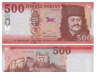 Már csak egy hétig fizethetünk a régi 500 forintos bankjegyekkel