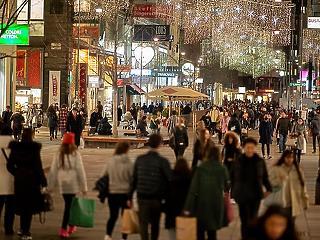 Hetekre leáll az élet Ausztriában karácsony második napjától