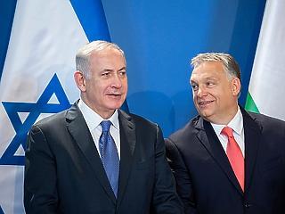 Orbán Izraelben: megvan, miért kell a magyar kormányfő Netanjahunak