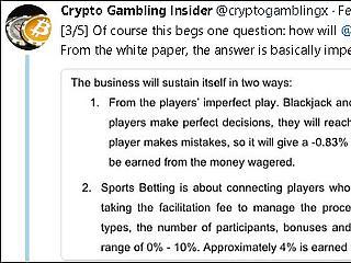 A bitcoin fogja tönkretenni a hagyományos szerencsejátékokat?