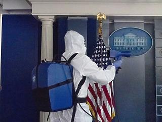 Járvány tört ki a Fehér Házban, karanténtban az amerikai hadsereg teljes vezetése