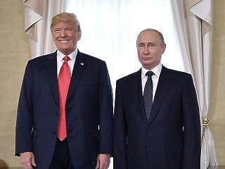 Trump és Putyin titokban Európa újrafelosztásán dolgozik