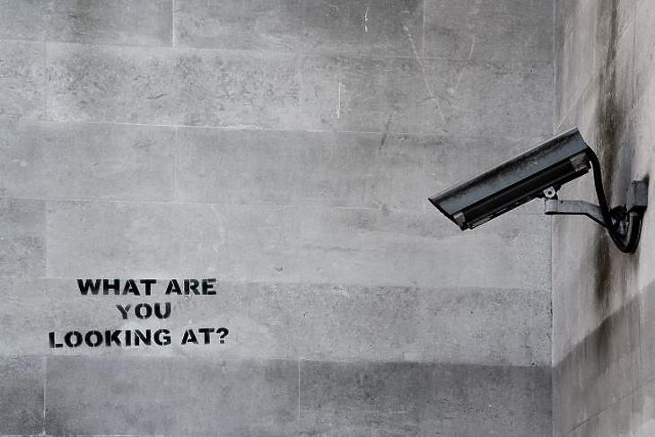 Banksy-bolt nyílik Londonban
