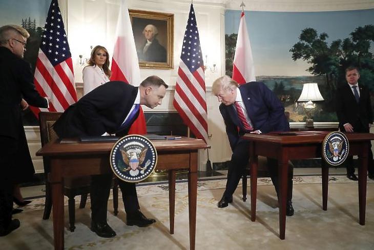 Jön a Trump-bázis? Újabb amerikai katonák Lengyelországban