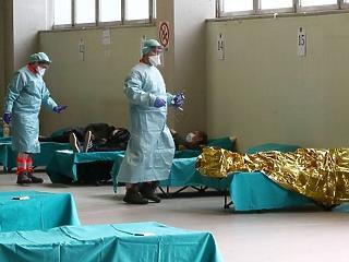 Koronavírus: szomorú világrekord Olaszországban